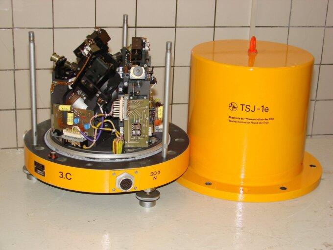 DDR-Seismometer