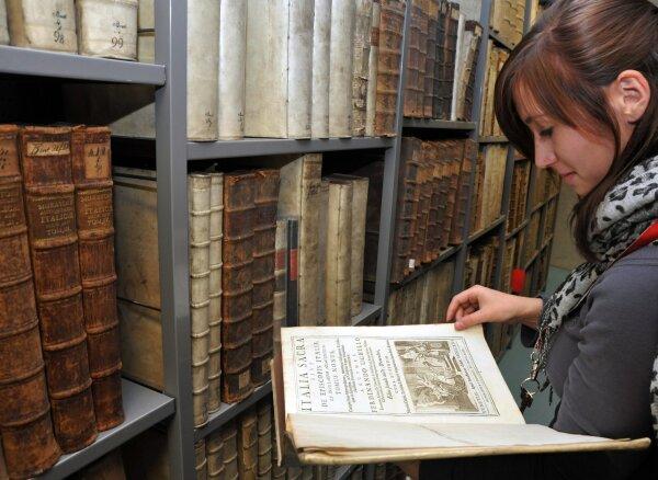 Thüringer Landesbibliothek-Lehrausbildung